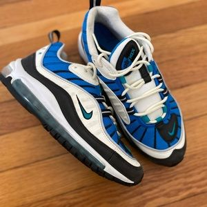 Airmax 98 blue/black/white